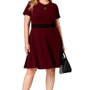 NEW Taylor Women plus size 18W stretchy dress